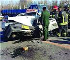 沈阳驾校教练车频出车祸