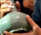 刘益谦1亿多港元拍瓷瓶