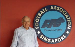张斌:新加坡人的足球强国梦