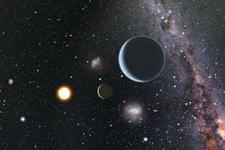 美自动望远镜发现54光年外近距离系外行星
