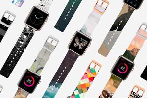 Apple Watch还得靠第三方表带增加颜值