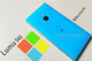 微软Lumia新旗舰外形首曝光:熟悉的味道