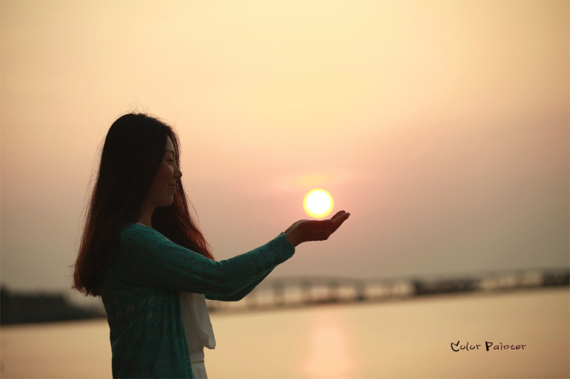 椰城的朝夕丽影