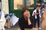 日本三青年街头提供免费扇耳光 路人毫不留手