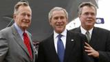 布什家族能否成就一门仨总统荣耀?