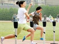 专家详解哈中考体育测试14问 考试前训练别过量