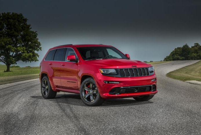 Jeep大切Trackhawk获准投产 或明年上市