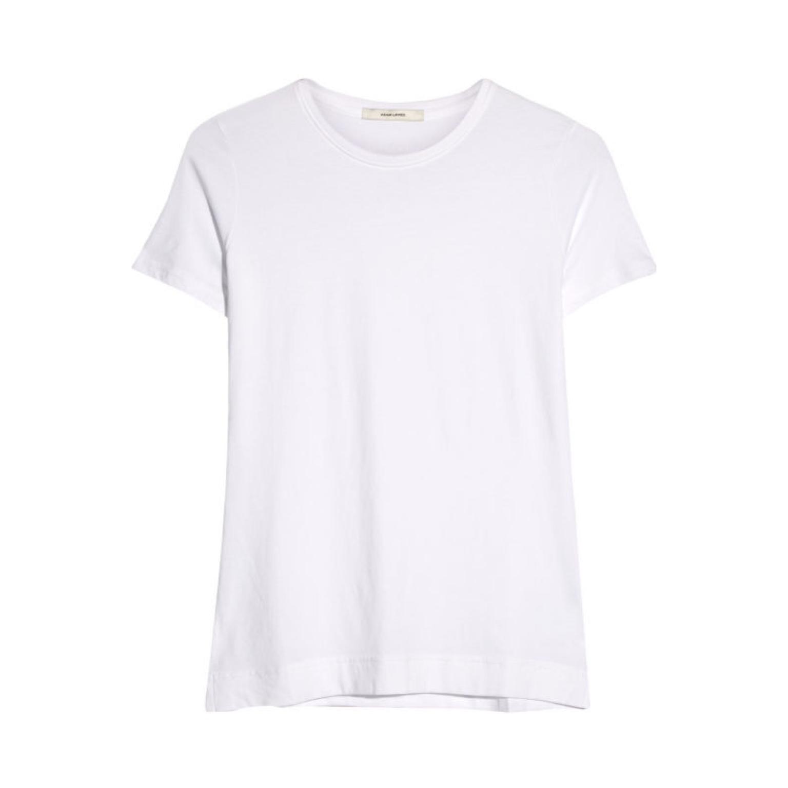 经典白T恤