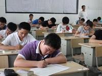 今年哈市中考将于6月25日开考 5万余名考生参考