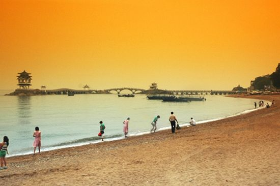 葫芦岛篇 | 兴城海滨
