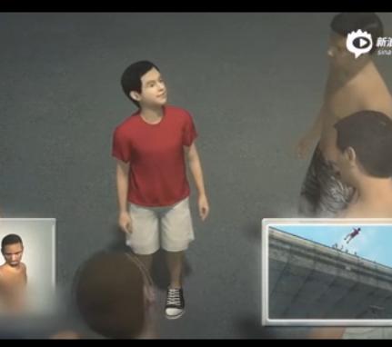 12岁男孩拒绝帮黑帮杀人 被从135米大桥扔下