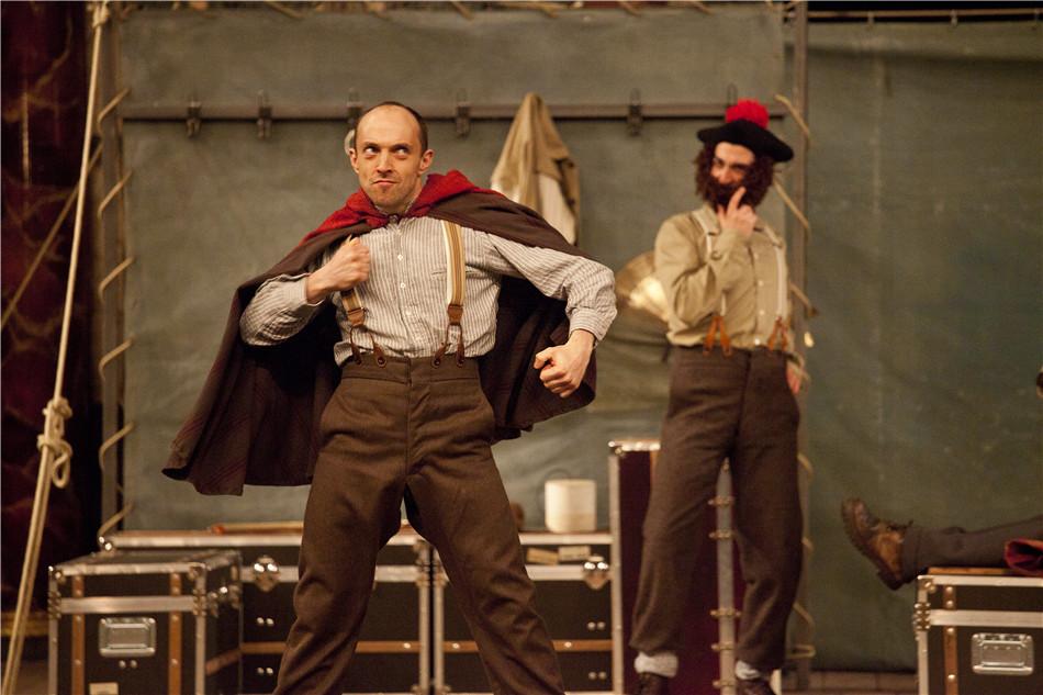 首届国家大剧院国际戏剧季10天戏剧长跑