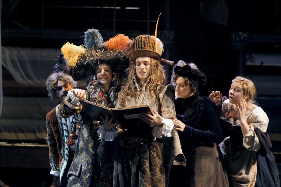 《贵人迷》启幕大剧院国际戏剧季