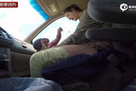 孕妇车上分娩男婴 丈夫边驾驶边拍片