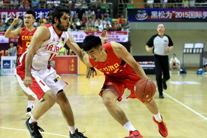 国奥决赛再胜伊朗  高尚19分状态火热