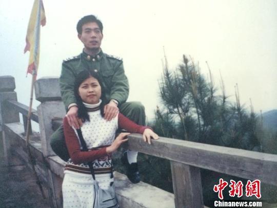 李峰辉和其前妻