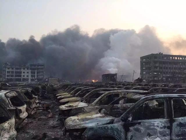 天津港发展停牌 爆炸事故或影响汽车进出口