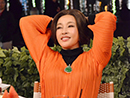 刘晓庆胸前翡翠惊人