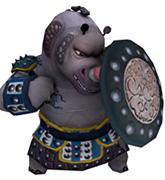 犀牛盾牌手