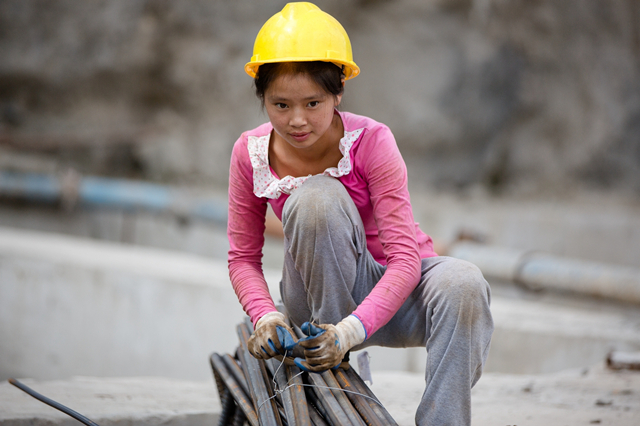 【第29期】杭州90后女民工的一天
