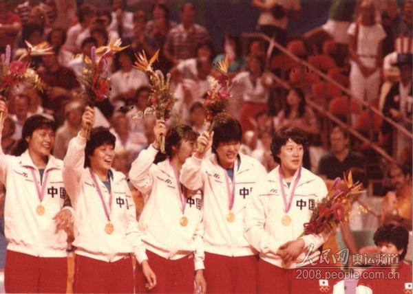 1984年 奥运会(美国洛杉矶)