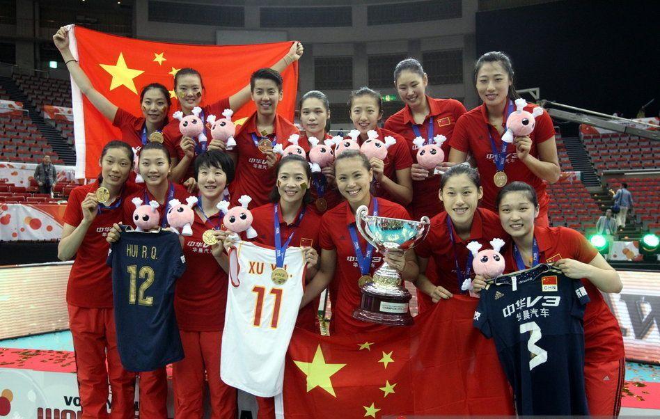 2015年 女排世界杯(日本)