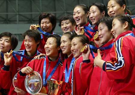 2003年 女排世界杯(日本)