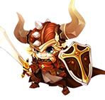 冒险之光手神圣骑士职业技能属性详解