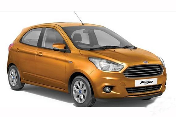 福特下一代Figo印度投产 出口墨西哥等地