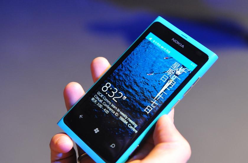 谁说WinPhone总是少数 欧洲份额突破10%