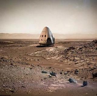 SpaceX又有大计划?或建火星殖民基地