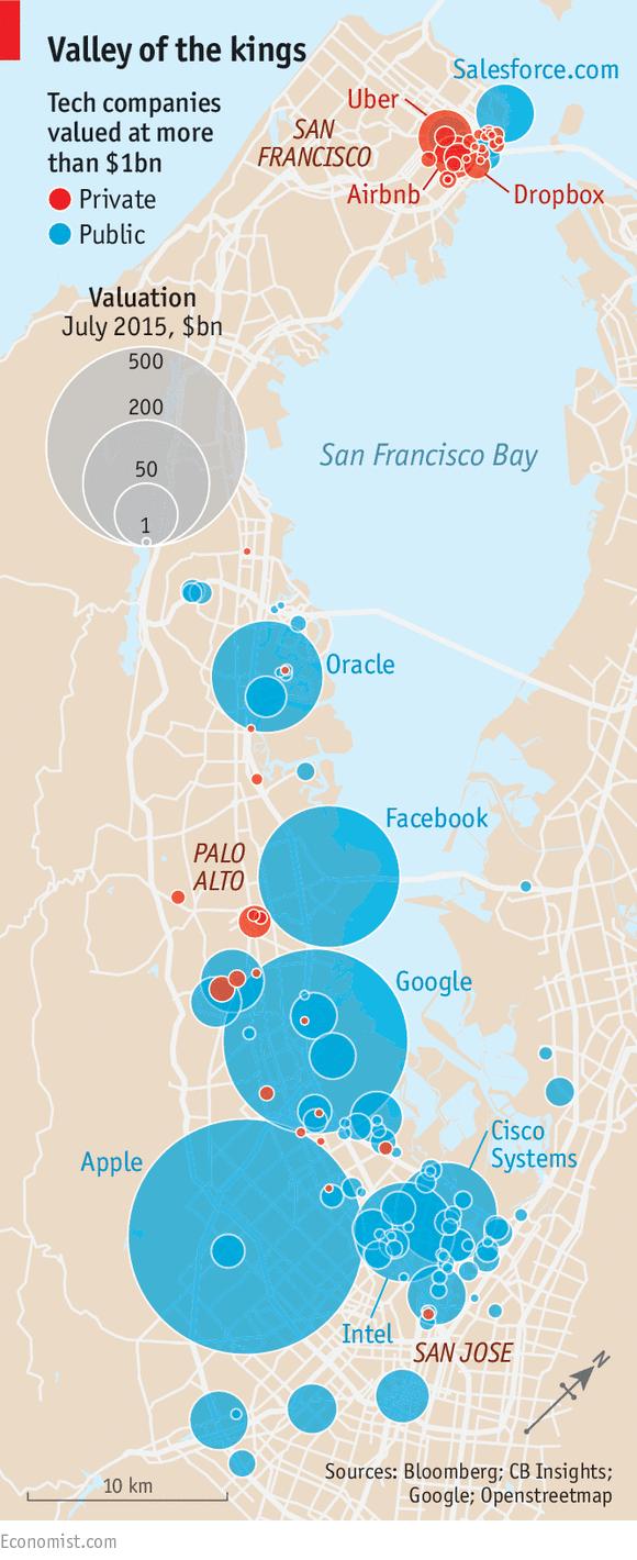 创业寒冬:硅谷在等待泡沫破灭