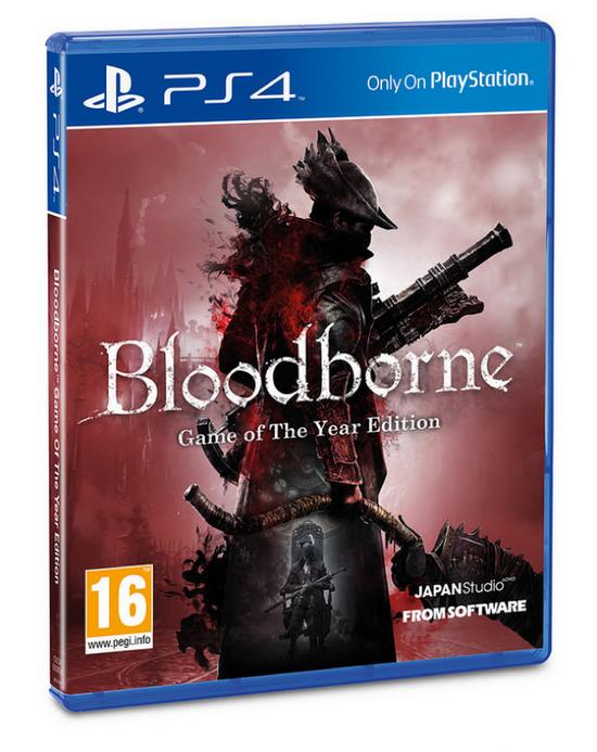 《血源诅咒:年度版》