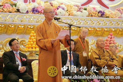 学诚法师:佛教在新媒体时代