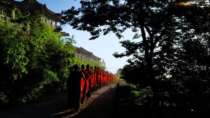 北京龙泉寺:用IT技术弘传人间佛教