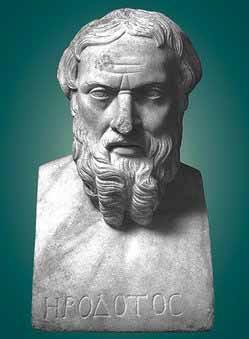 希罗多德像