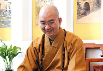学诚法师:互联网时代的佛教