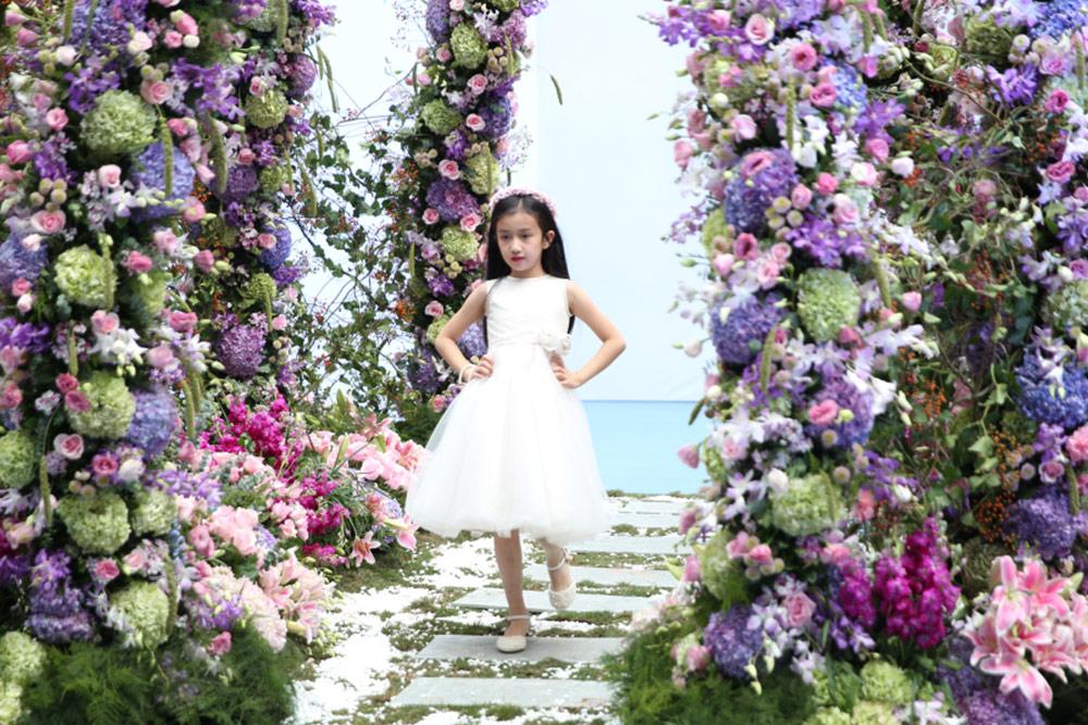 周末去重庆天地看国际顶级花艺展
