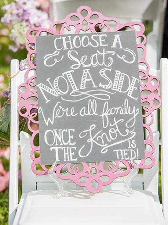 教你用10种细节装饰有爱婚礼