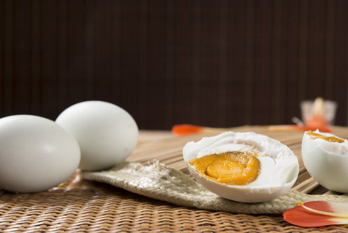 咸蛋流的油其实都是脂肪