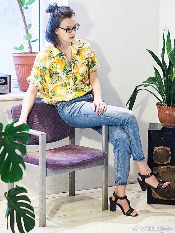 超人气时髦单品夏威夷衬衫