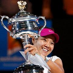 李娜夺澳网冠军
