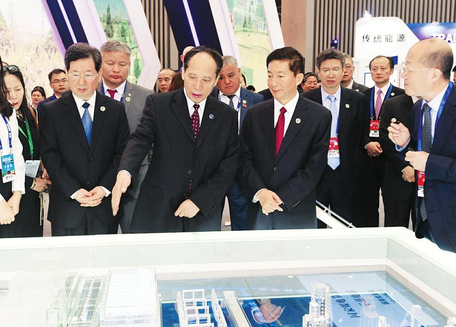 太原举行2018年能源低碳发展论坛开幕式暨高峰论坛