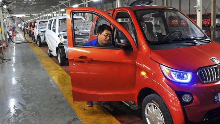 六部委联合清理整顿低速电动车 严禁新增产能