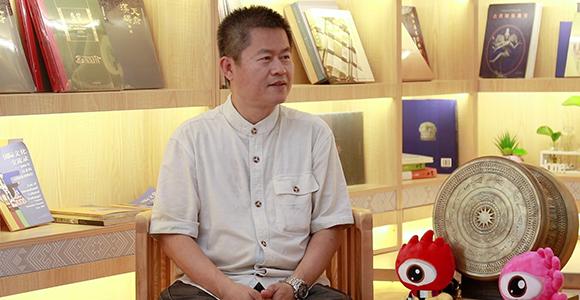 70人献礼70年:让广西博物馆馆长吴伟峰最开心的事