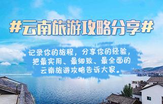 最新云南旅游攻略分享