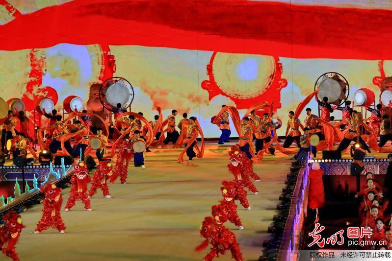 2018北京新年倒计时活动暨北京冰雪文化旅游节开幕式举行图片 85771 799x533