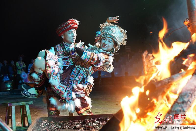 杭州建德体验民俗寻年味
