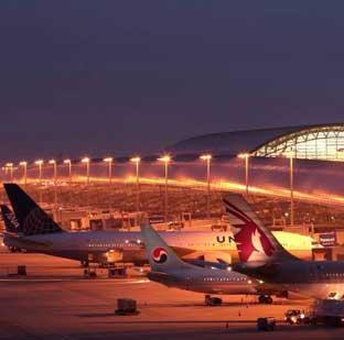 上海機場貨郵吞吐量穩居全球第三