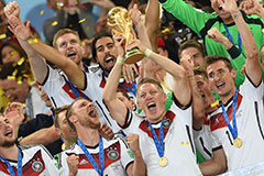 格策绝杀德国夺冠